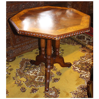 Reproduction  Octagonal Table Ref: A456