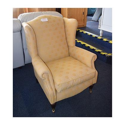 Wingback Fabric Armchair (Ref: 747)