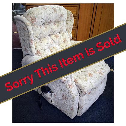 Rise & Recline Arm Chair Ref: 586