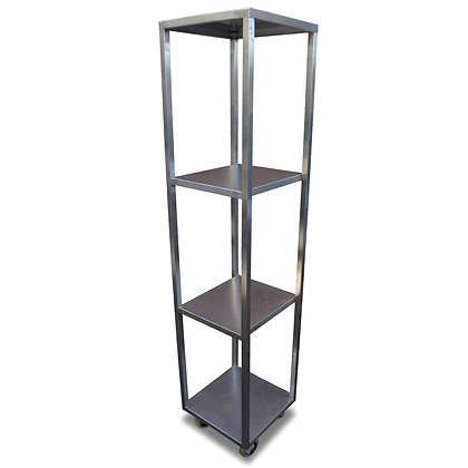 0.4m Stainless Steel Shelving (SS5303)