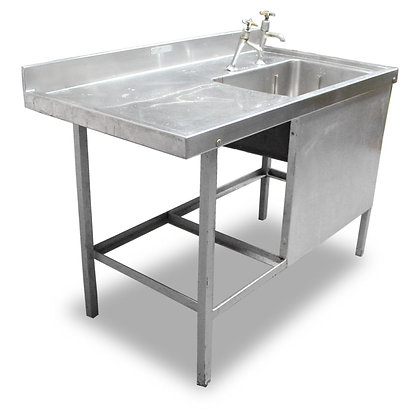 1.2m Stainless Steel Sink (SS541)