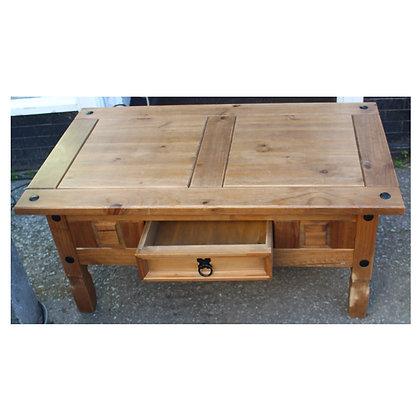 Pine Coffee Table Ref: 343