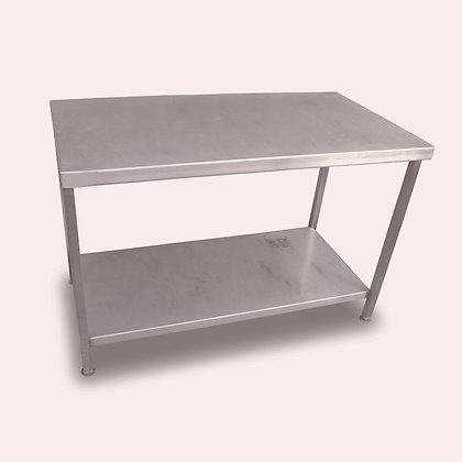 1.2m Stainless Steel Table (SS574)