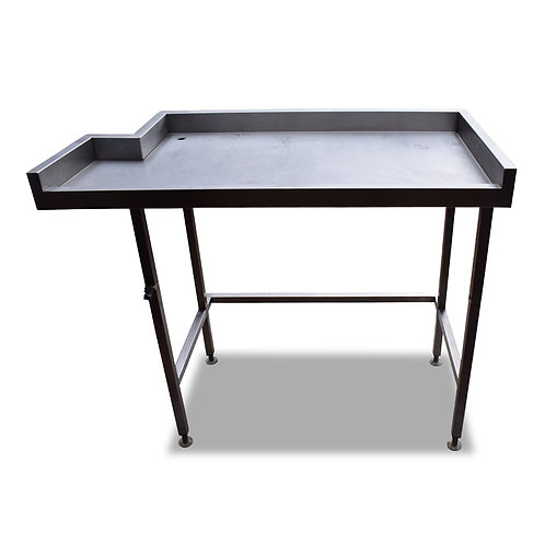 1.24m Stainless Steel Table (SS604)