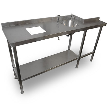 1.6m Stainless Steel Sink (SS5198)