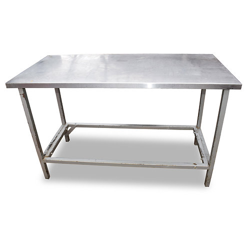 1.4m Stainless Steel Table (SS613)