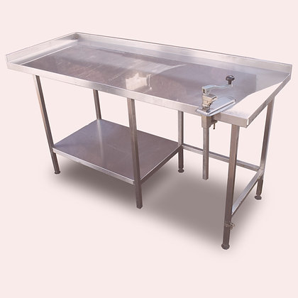 1.8m Stainless Steel Table (SS4828)