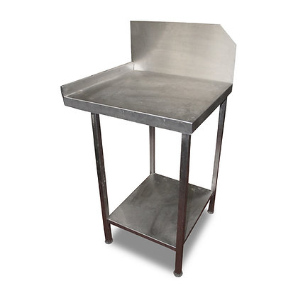 0.65m Stainless Steel Table (SS594)