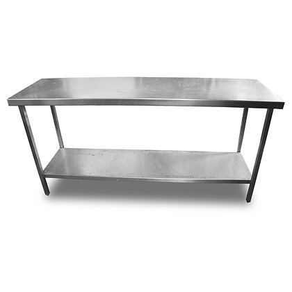 1.77m Stainless Steel Table (SS562)