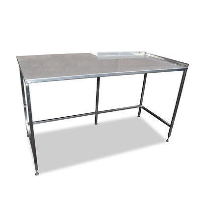 1.6m Stainless Steel Table (SS5242)