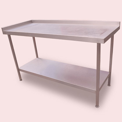 1.6m Stainless Steel Table (SS4786)