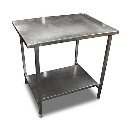 0.76m Stainless Steel Table (SS622)