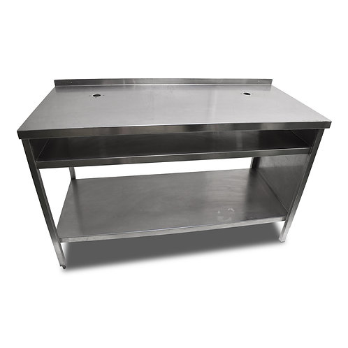 Stainless Steel Bench (SS82)