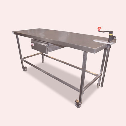 1.8m Stainless Steel Table (SS5148)