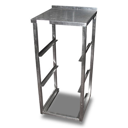 0.4m Stainless Steel Racking (SS619)