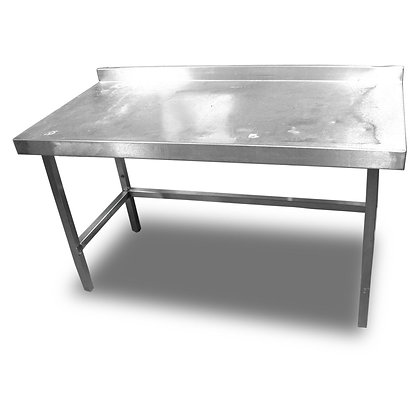 1.2m Low Stainless Steel Table (SS564)