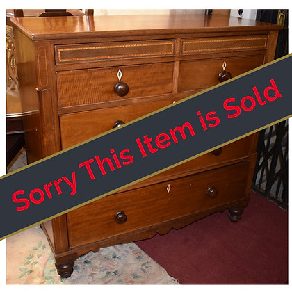 Antique Chest of Drawers: Ref: A426