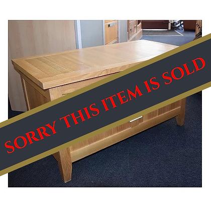 Oak Bedding Box (Ref: 689)