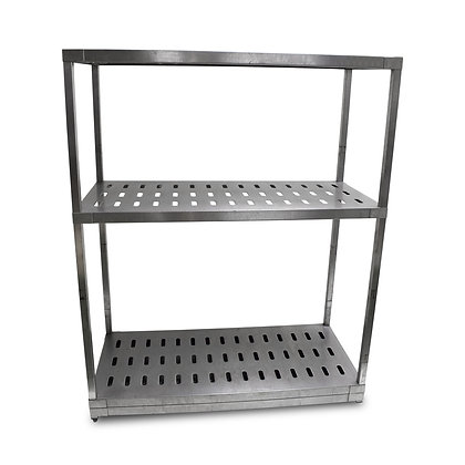 Stainless Steel Shelving (SS153)