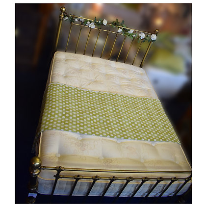 Brass Double Bed Ref: 162