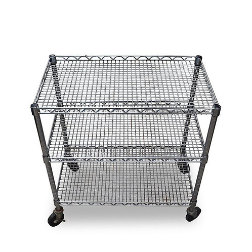 0.77m Stainless Steel Rack (SS754)