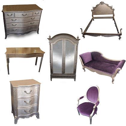 Luxury Bedroom Suite (Enquire For Price) Ref: 379
