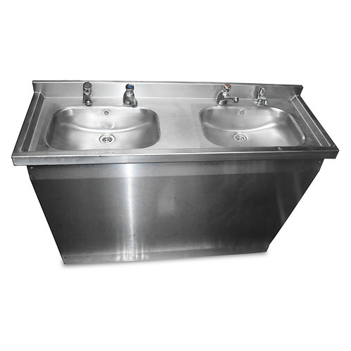 1.2m Stainless Steel Sink (SS24)