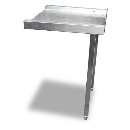 0.6m Stainless Steel Dishwasher Side Table (SS553)