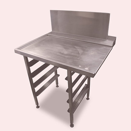 0.9m Wash Station  Side Table (SS5187)
