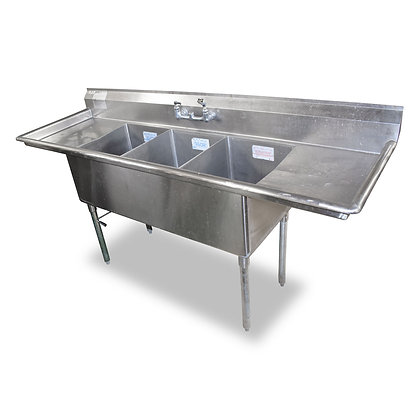 2.1m Stainless Steel Sink (SS627)