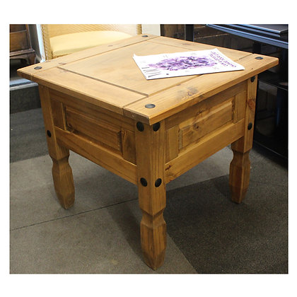 Pair of Light Wood Coffee Tables Ref: 319
