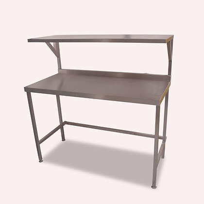 1.35m Stainless Steel Table (SS5384)