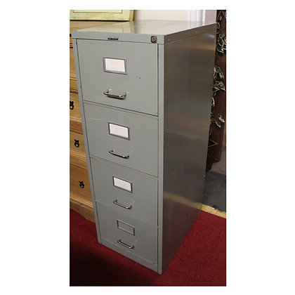 Steel Filing Cabinet Ref: 530