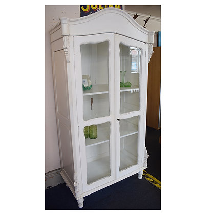 French Louis Display Cabinet (Ref: 734)