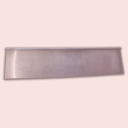 1.6m Stainless Steel Wall Shelf Ref: SS4695