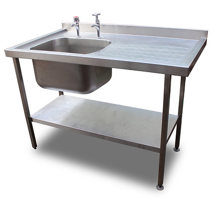 1.2m Stainless Sink (SS5010)