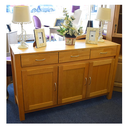 Light Oak Sideboard Ref: 416