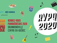 RENDEZ-VOUS PANQUÉBÉCOIS 2020