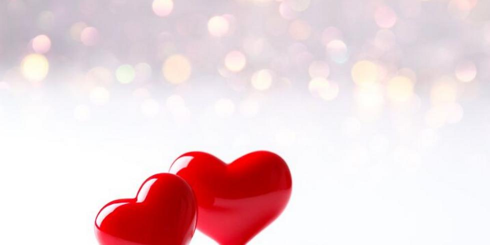 Valentine's Day Partner Yoga with Missy