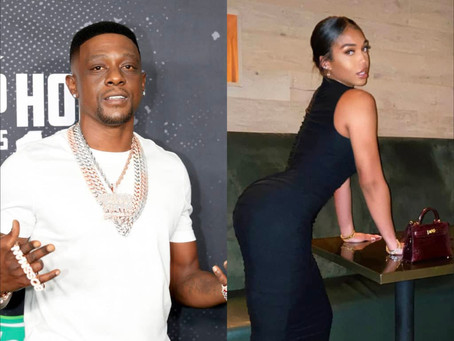 "Boosie Says Lori Harvey Is Not ""Goals"""
