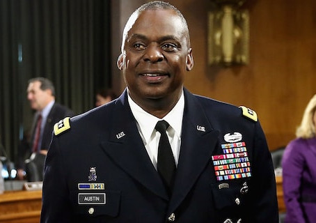 General Lloyd Austin Vows To Allow Trans People To Serve In The Military Again
