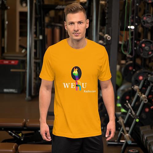 WERUradio Signature Logo Short-Sleeve Unisex T-Shirt