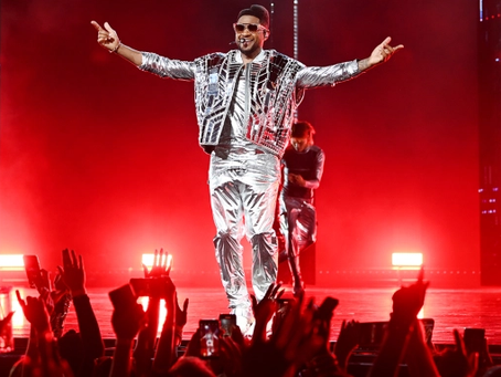 Usher Kicks Off Las Vegas Residency In Epic Style