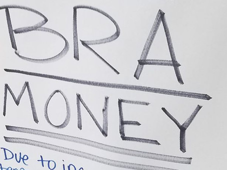 Shop Tells Customers Don't Pay With Sweat-Soaked Bra Cash