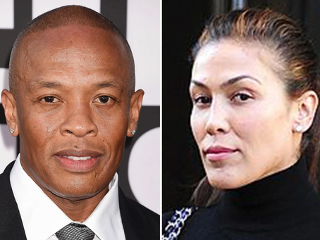 "A Hospitalized Dr. Dre ""Advances""  $2M To Ex Wife"
