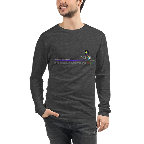 The Urban Sound Of Pride Unisex Long Sleeve Tee