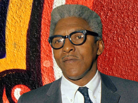 Bayard Rustin's Life to Be Subject Of Biopic
