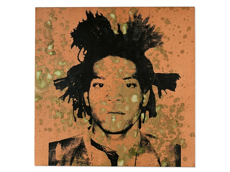Andy Warhol Portrait Of Jean-Michel Basquiat Valued at $20M
