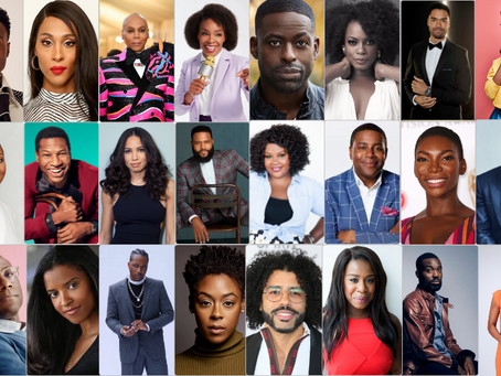73rd Emmy Awards 30 Plus Black Nominees