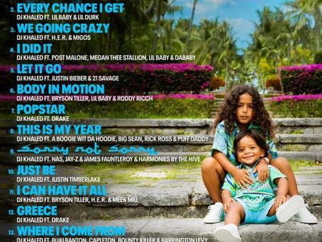 DJ Khaled's 'Khaled Khaled' Drops Today